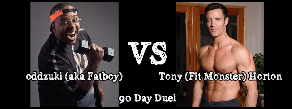 Tony Horton Vs Oddzuki