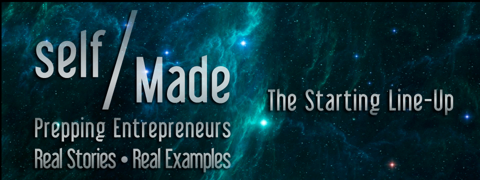 Upcoming Guest Speakers On Self-Made