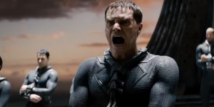 General Zod Screams