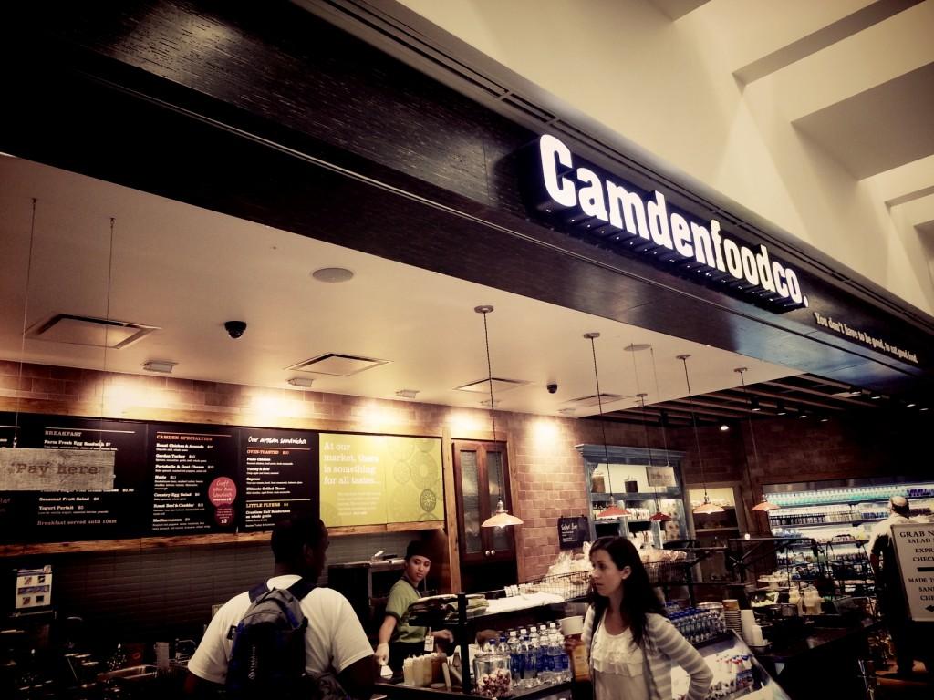 CamdenFoodco Was My Breakfast