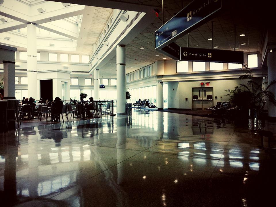 Columbia Metropolitan Airport Delayed Passengers