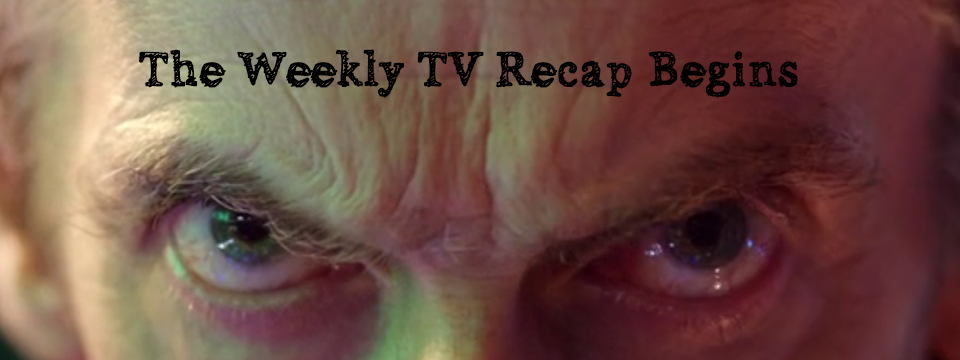 Oddzuki's Weekly TV ReCap! 10/12/2014
