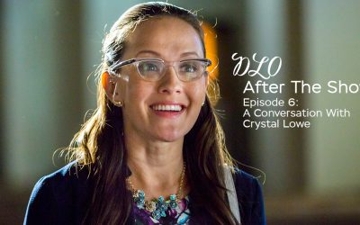 DLO After The Show   Episode 6: A Conversation With Crystal Lowe